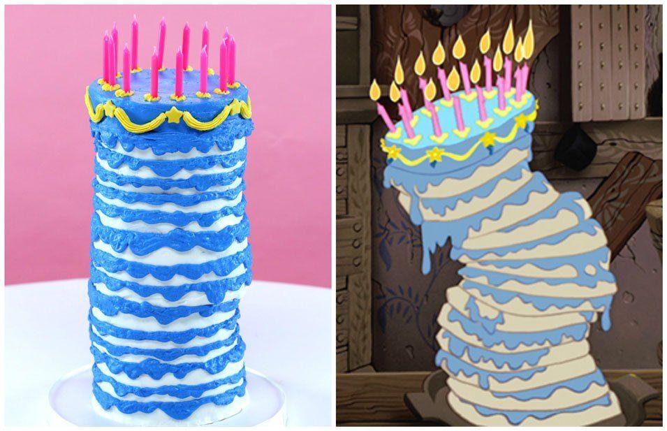 Fantastic Sleeping Beauty Cake Sleeping Beauty Cake Beauty Cakes Disney Personalised Birthday Cards Paralily Jamesorg