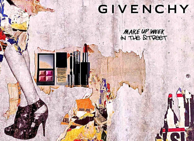 givenchy advertising campaign street art pop art. Black Bedroom Furniture Sets. Home Design Ideas