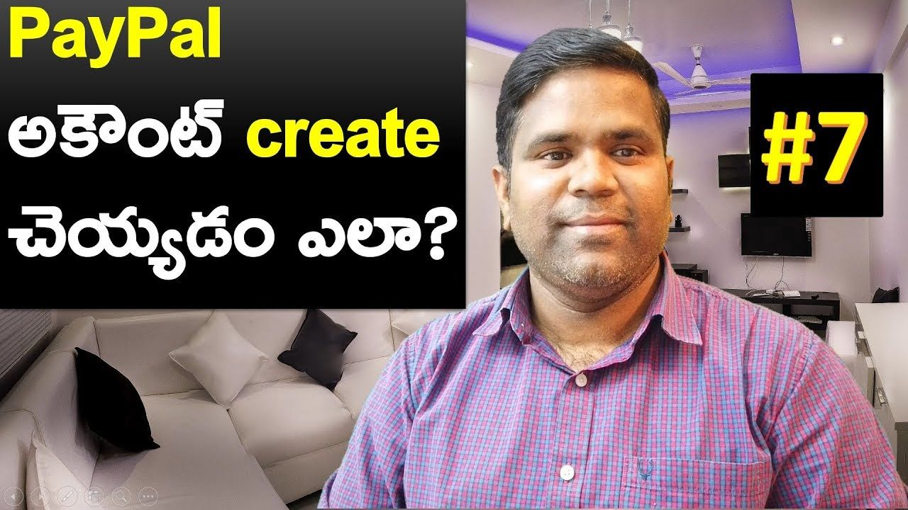 How to Create Paypal Account H1B Visa Life in USA