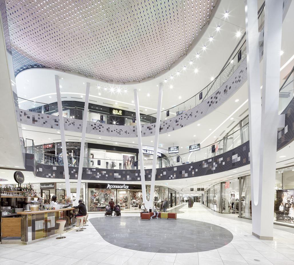 Interior Design Shopping: Shopping Center Milaneo - Picture Gallery