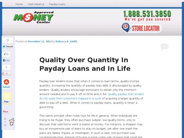 Riverside financial payday loans image 1
