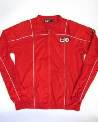Fila Vintage Terrinda Mk3 Track Top double Pro BADGED