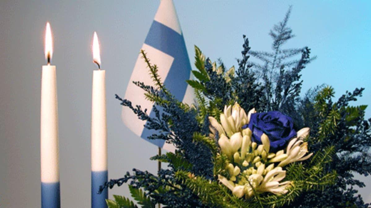 Sinivalkoinen Lippu