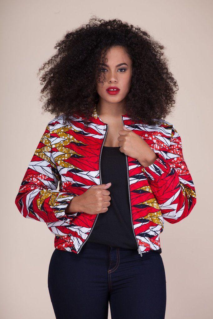 yaounde bomber jacket acceptance pinterest coats africans and ankara. Black Bedroom Furniture Sets. Home Design Ideas