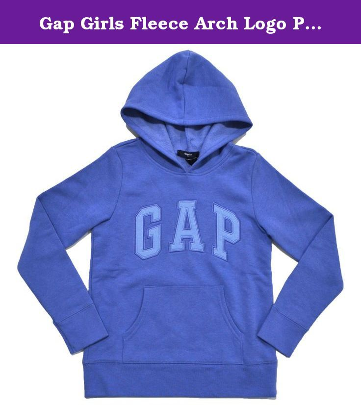 Gap Girls Fleece Arch Logo Pullover Hoodie L Orchid Gap Hoodies Are Known Around The World This Classic Pullove Hoodies Pullover Hoodie Sweatshirts Hoodie