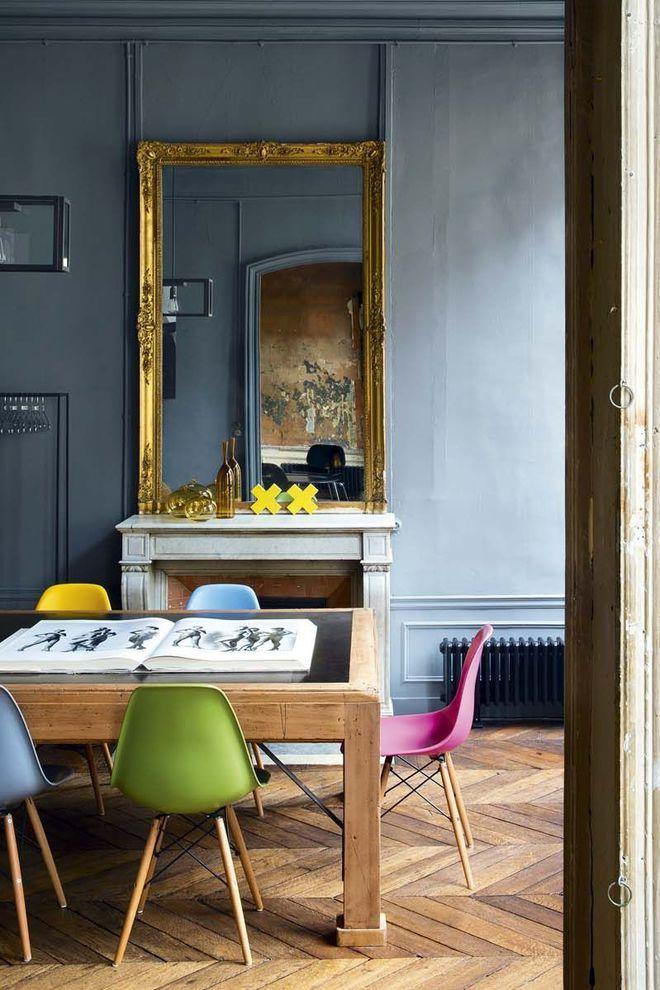 Appartement atypique à Paris  un ancien atelier transformé