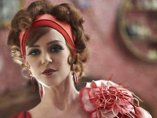 Hair And Make Up Isla Fisher As Myrtle Wilson For Baz Luhrmanns