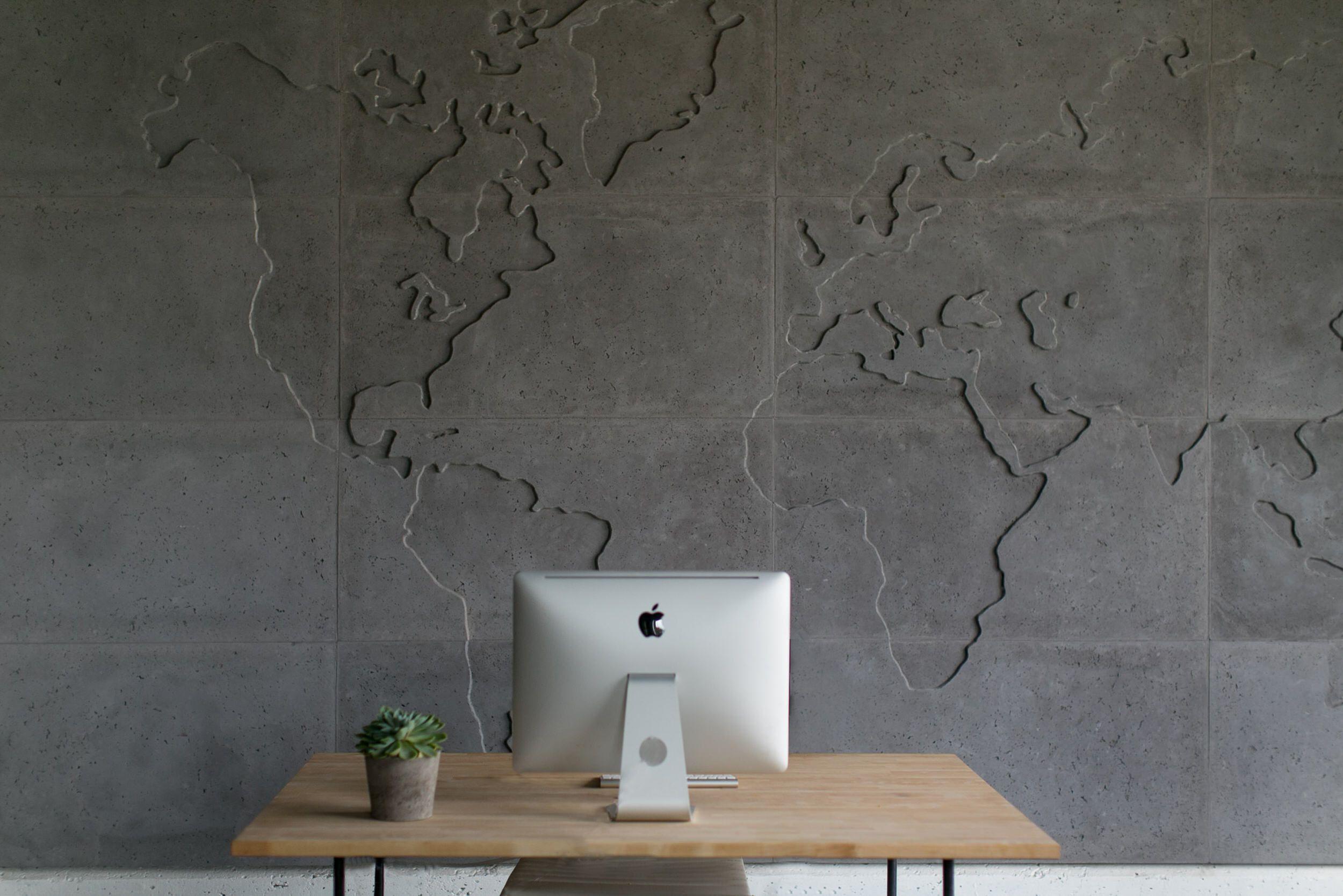 Lightweight Concrete Cladding Panels Firepit Gallery Dekko Concrete Concrete Wall Panels Concrete Walls Diy Concrete Panel