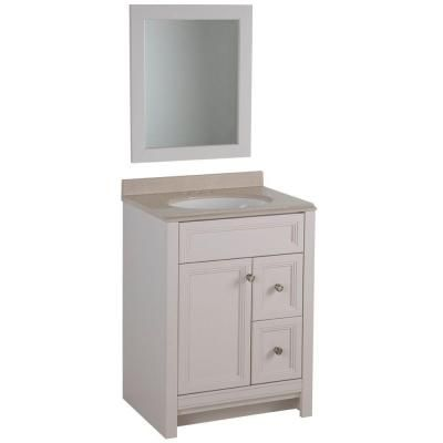 Home Decorators Collection Brinkhill 24 in. W x 18 in. D Vanity in ...