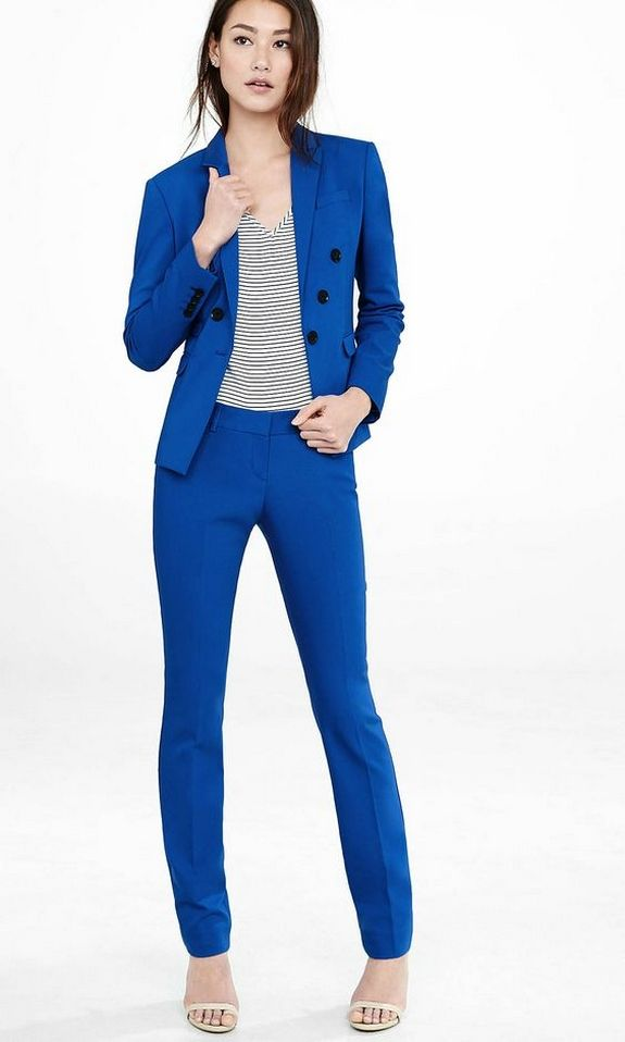 a015253f9d9 ... the corporate ladder in style. 60+ Best Women s Work Pants to Keep You  Cool This Summer https