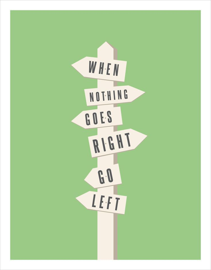 Best Motivational Quotes For Lefties: Inspirational & Motivational Quotes.. When Nothing Goes