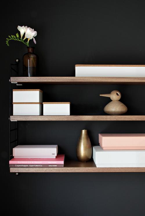 Myidealhome Interior Timber Shelves Home Decor