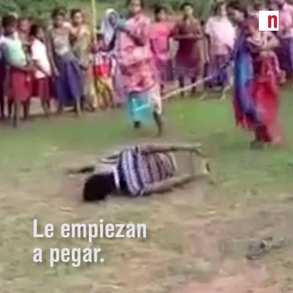 La venganza de unas madres contra hombre: esta es la razón > bit.ly/2sMiBCh