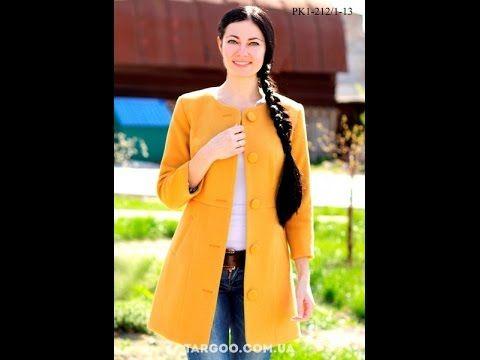 Женское Кашемировое Пальто - фото - 2017 / Women's ...