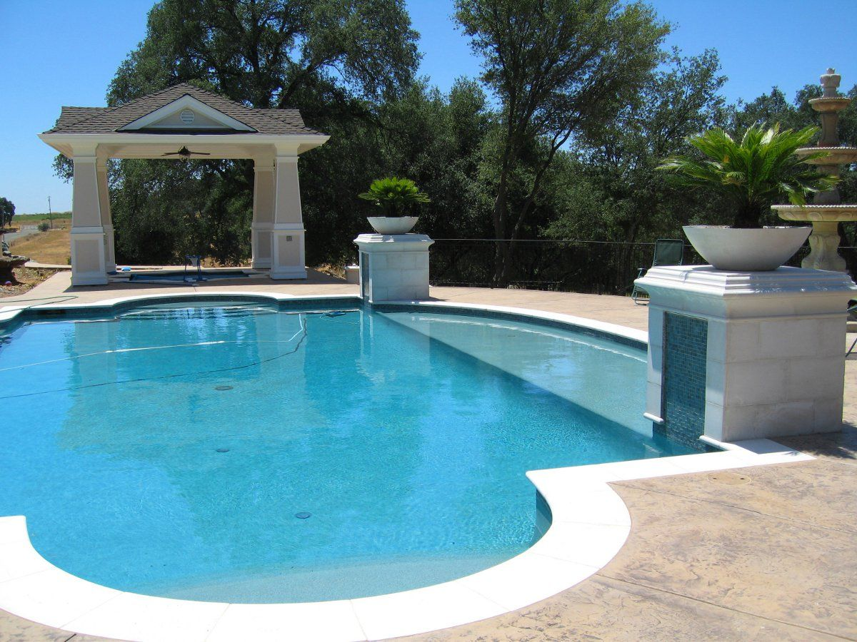 Pin by tera on pool pool stone pool pool coping