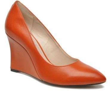 4e4c6a3bb8b Clarks Women s Azizi Isis Pointed toe High Heels in Orange on shopstyle.co. uk