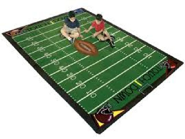 Football Field Rug Lowes Google Search