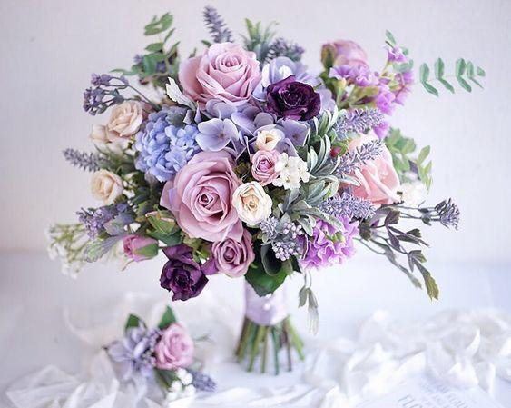 Pin By Julie Hillman On Flower Ideas Purple Wedding Bouquets Prom Flowers Bouquet Purple Wedding Flowers