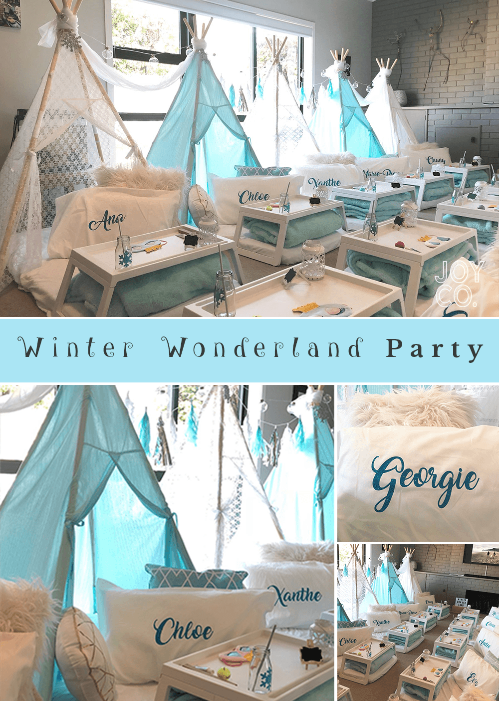Kids Party Ideas Kids Party Hire Sleepover Slumber Party