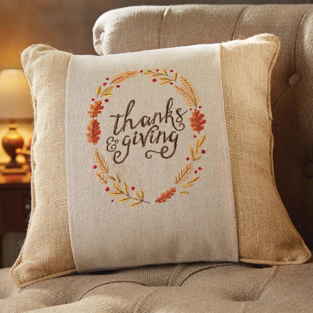 decor into monmell with pillows incorporating decorations pillow parties printable designs graphics thanksgiving home news ruff custom llc diy anders
