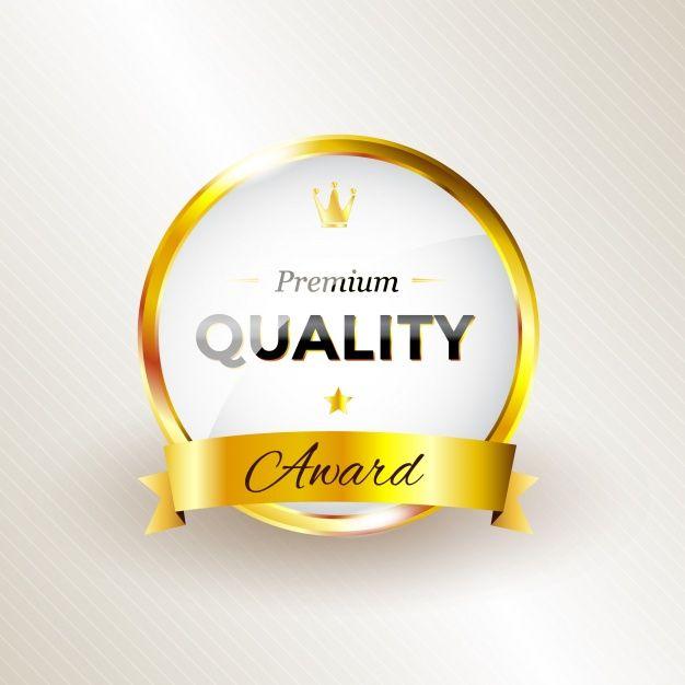 Quality award design www freepik com | Дизайн | Design