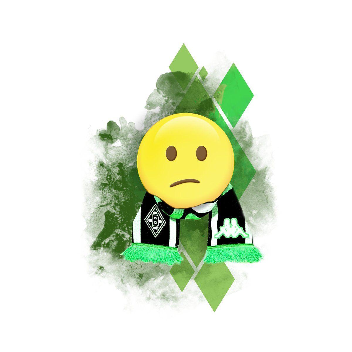 """Borussia Mönchengladbach Pin /""""Bumsi/"""""""