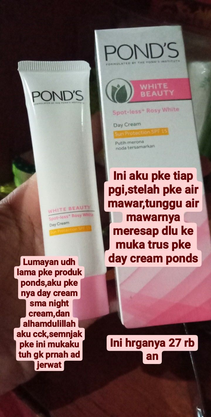 Ponds Cream Jerawat