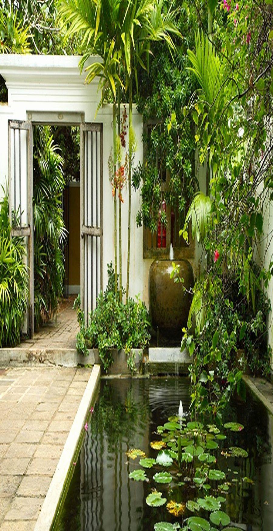 Luxury Garden Design Ideas Sri Lanka