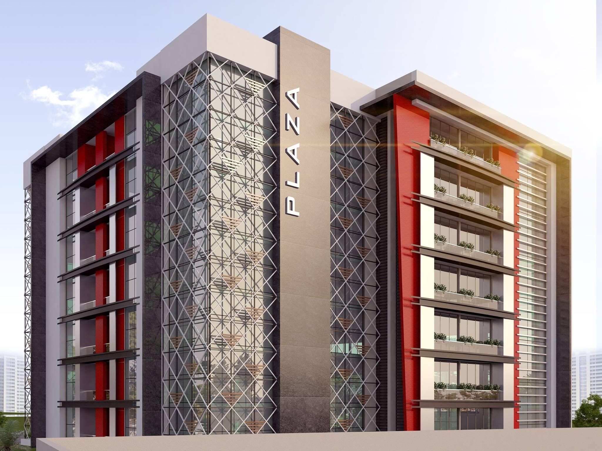 оформление фасадов жилых многоэтажных зданий фото это время количество