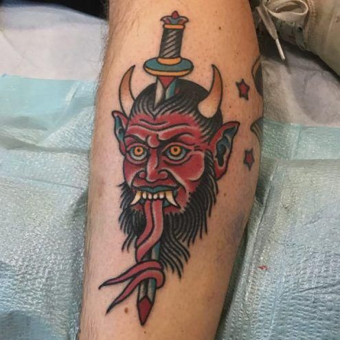 Photo of Traditional Tattoo