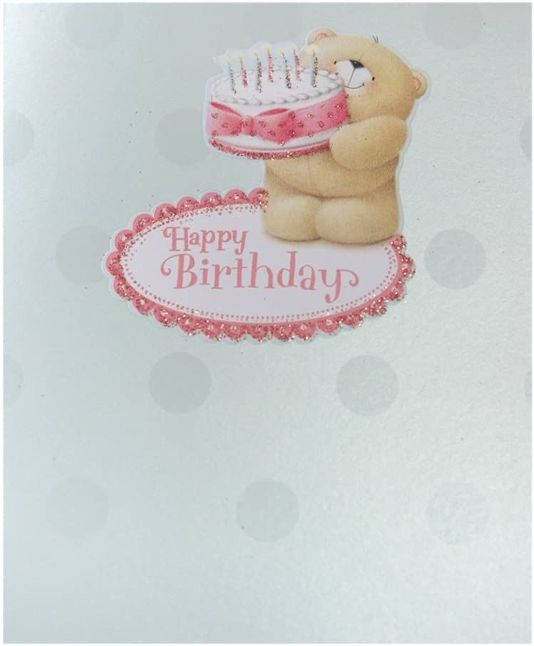 Hallmark Forever Friends Birthday Card Wishing You Happiness Medium Amazon Co Uk Office Produc Birthday Cards For Friends Friend Birthday Friends Forever