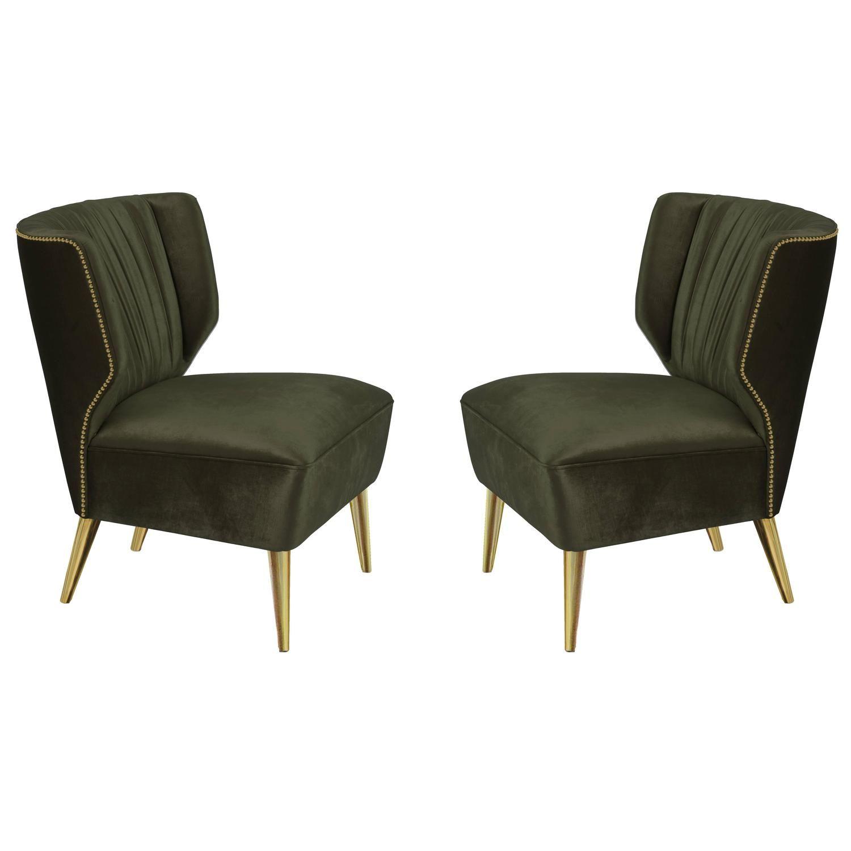 Hochwertige Möbel| Designer Möbel | Messing Beistelltisch ...