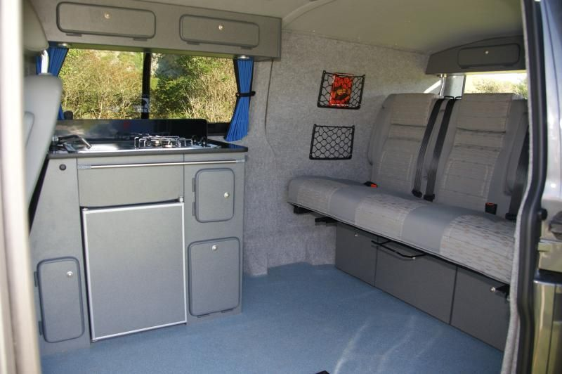 """Best """"full width"""" bed layouts and ideas? - Page 2 - VW T4 ..."""