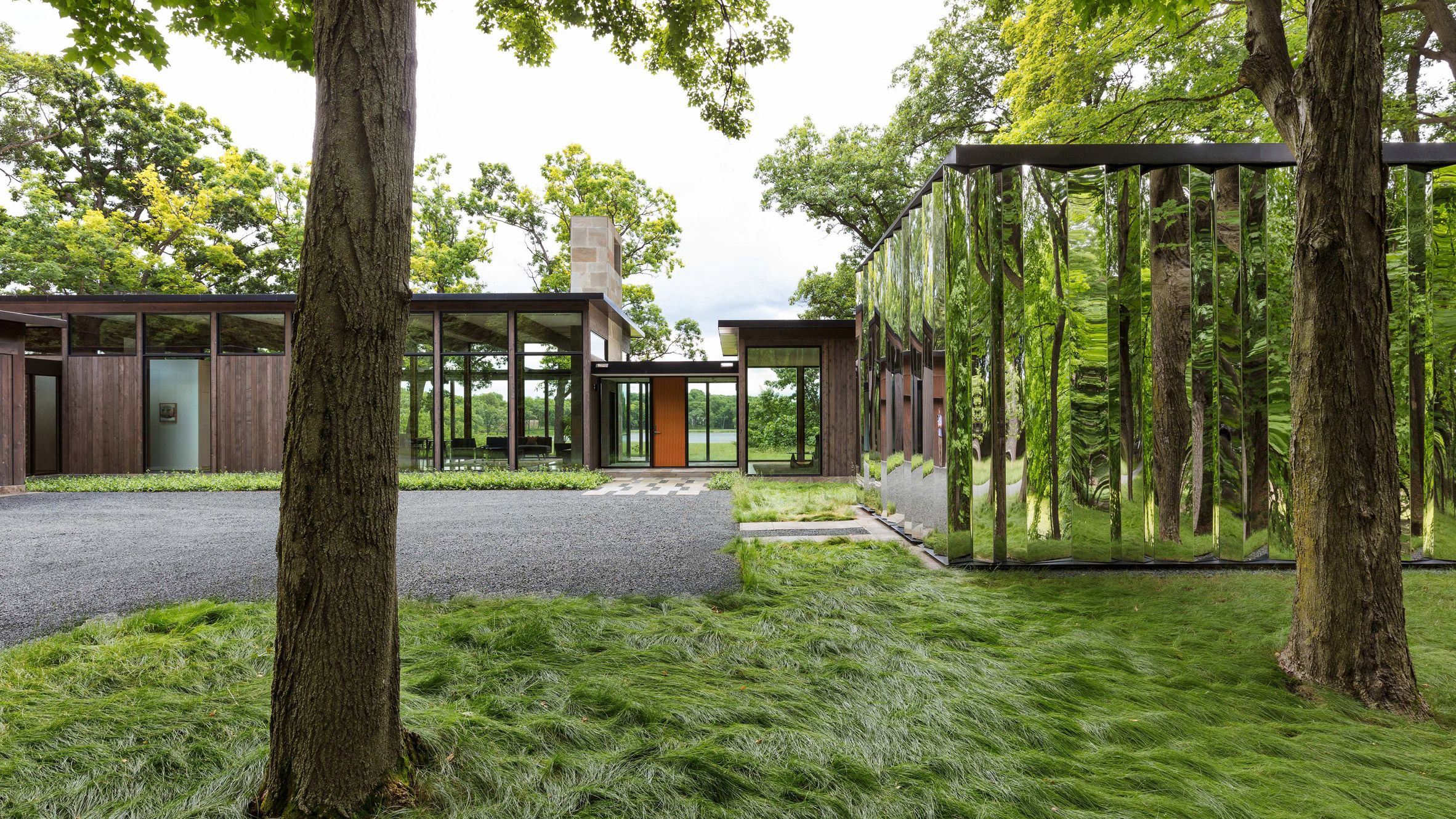 Woodland house minnesota by altus architecture  design also rh pinterest