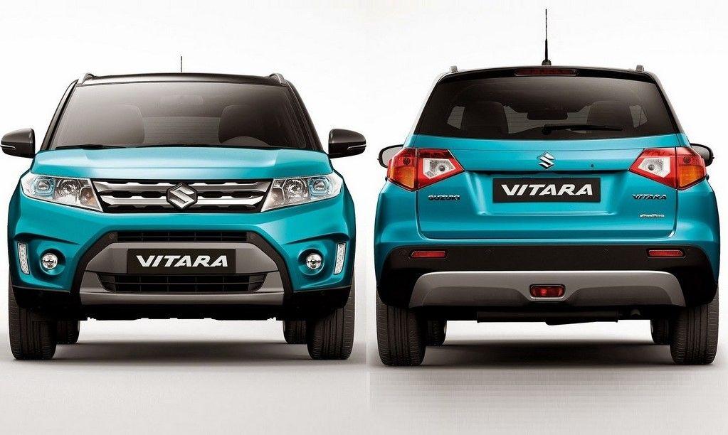 2019 Suzuki Grand Vitara Comes Out With All New Grand Vitara Chevrolet Trax Langeness