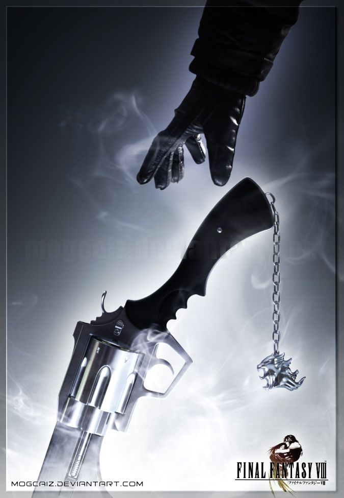 Ffviii i know it 39 s a game but i freaking loved it so much that i think everyone should play - Ffviii wallpaper ...
