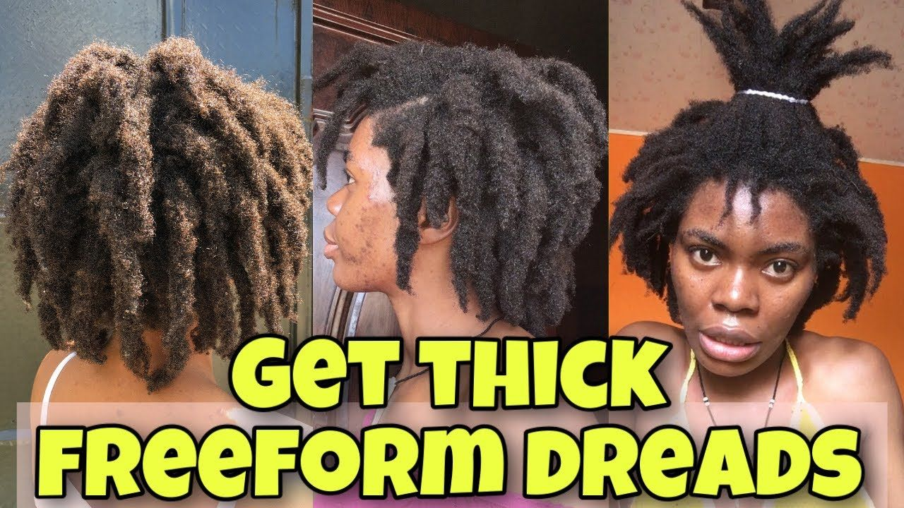 How To Get Freeform Dreadlocks 7 Fast And Easy Methods In 2020 Youtube Dreadlocks Freeform Dreads Dreadlocks Dreads