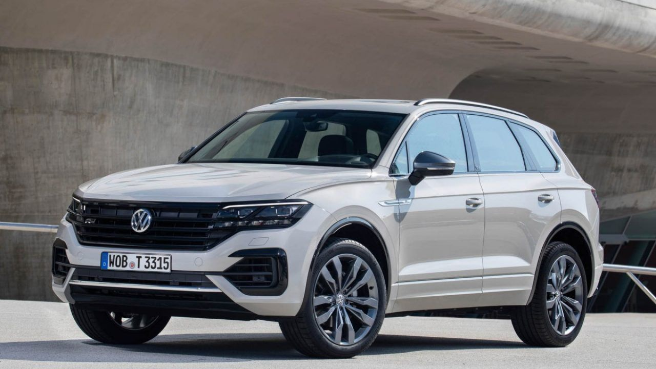 2021 Volkswagen Touareg Concept and Review