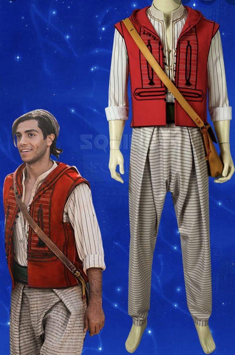Kids Genie Princess #Aladdin Outfit For Kids Ali Baba Disney Classic Fancy Dress