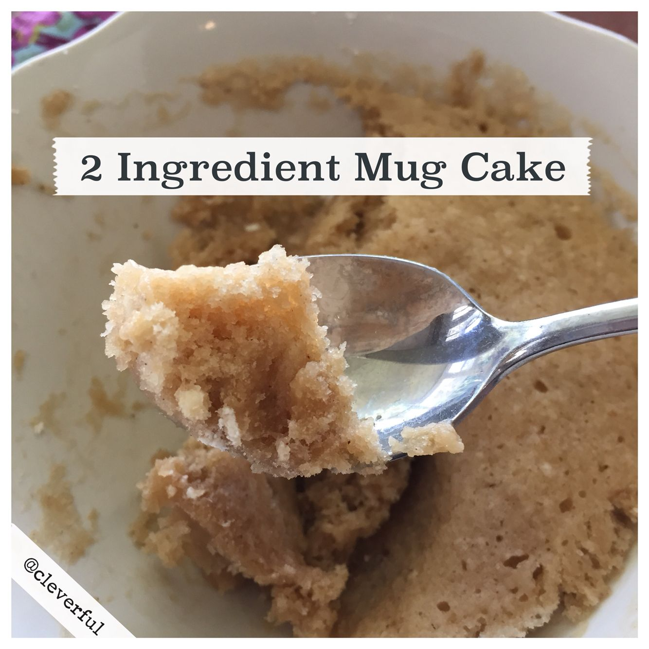 Bisquick And Applesauce Mug Cake 3 Tablespoons Bisquick