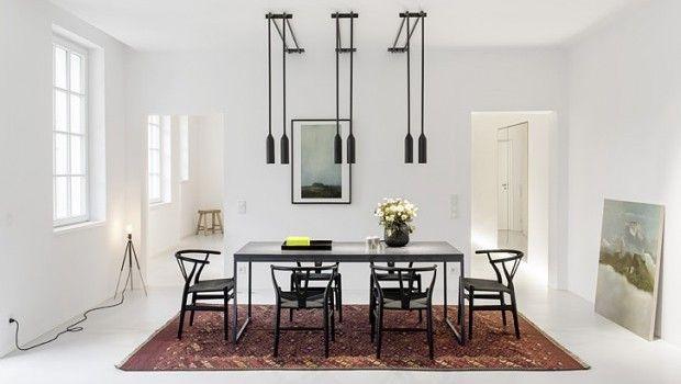 Appartement met minimalistisch interieur.. of toch een gallerie