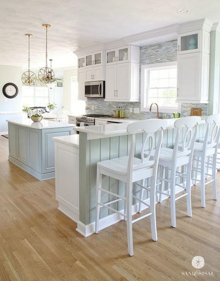 30+ Wonderful Farmhouse Country Kitchen Design Ideas Cedar Lake in