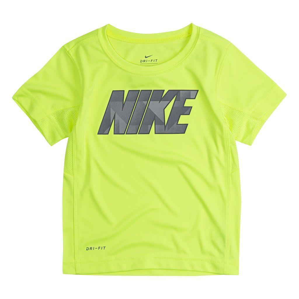 17d5f990d Toddler Boy Nike Dri-FIT Legacy Tee | Products | Boys nike, Nike dri ...