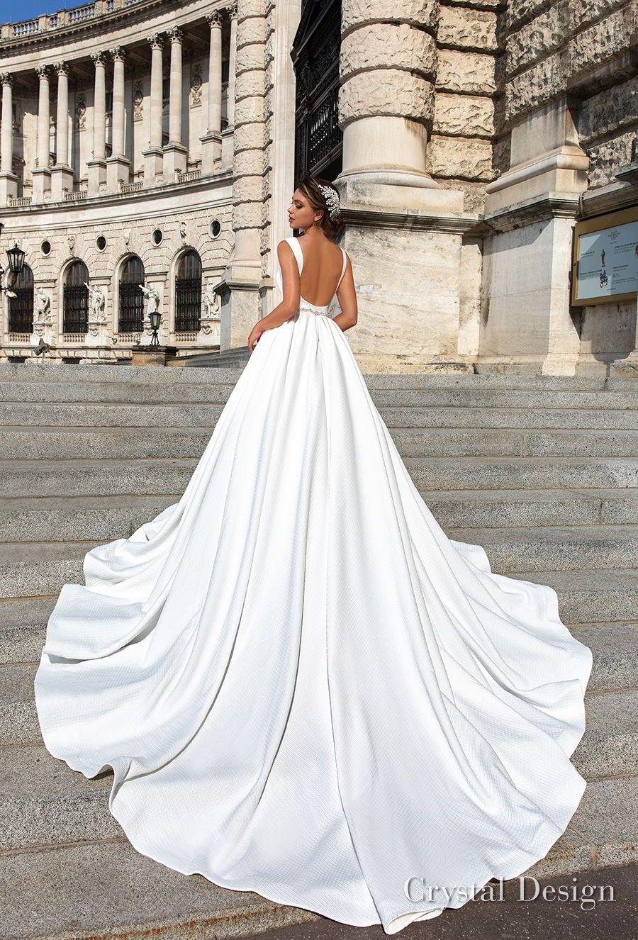 Crystal Design 2018 Brautkleider | HochzeitKleid | Pinterest ...