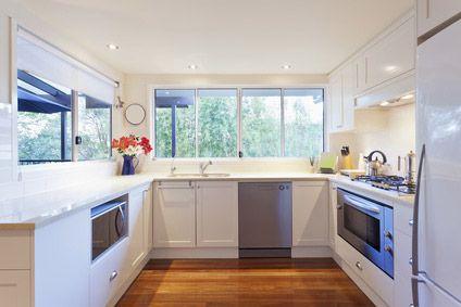 U Förmige Küchen u küche ideen für u förmige küchen kitchens