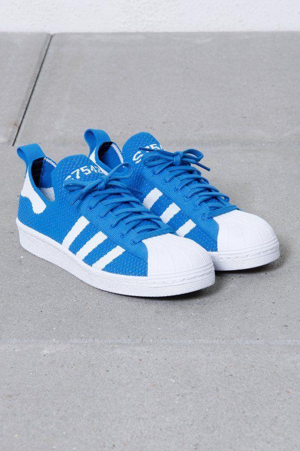 adidas superstar degli anni '80 gli originali primeknit w, scarpe, scarpe