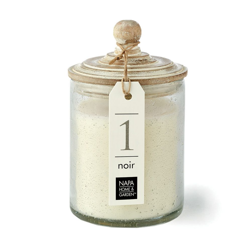 Noir is notes of earthy patchouli & oudh warm with crushed
