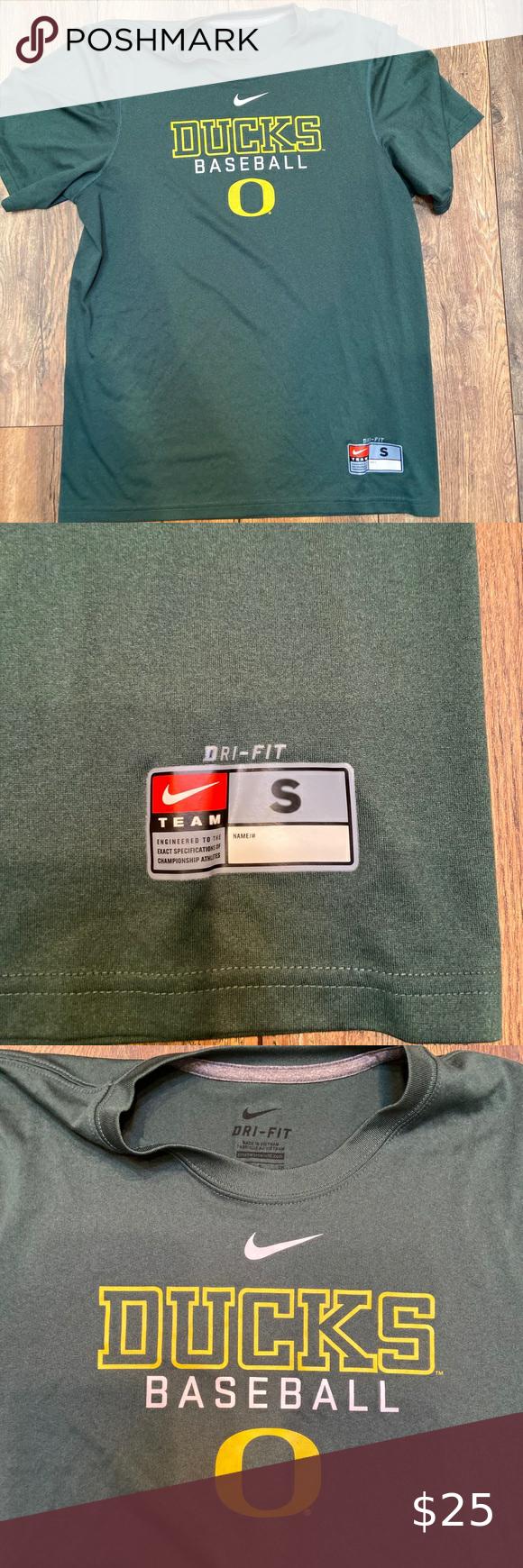 Nike Dri Fit Athletic U Of O T Shirt In 2020 Nike Dri Fit T Shirt Dri Fit [ 1740 x 580 Pixel ]