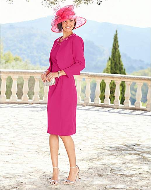 Womens Check Blazer Dress JD Williams