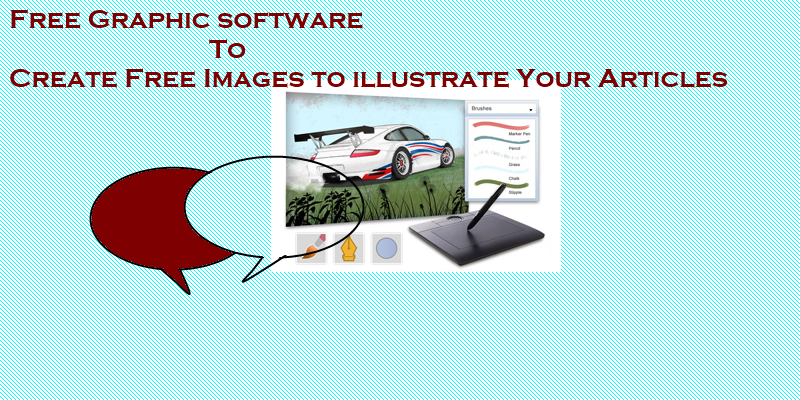 Top 3 Free Graphic Design Software to Create free images
